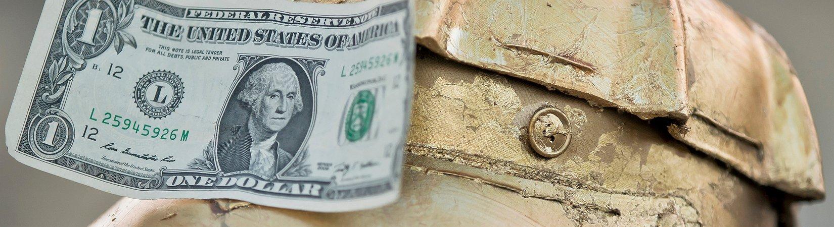 Золото или валюта: На что похож биткоин?