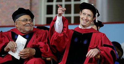 Марк Цукерберг предложил ввести в США безусловный базовый доход