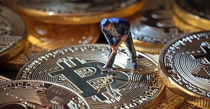 О криптовалютах в 16 графиках: Главное из отчета Coindesk