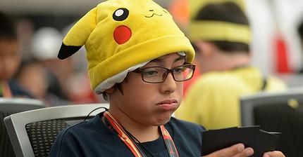 Pokémon GO: Игра окончена