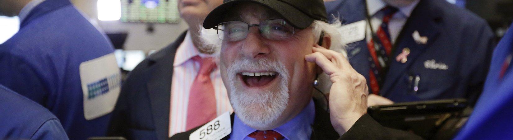 Индекс Dow Jones обновил рекордный максимум