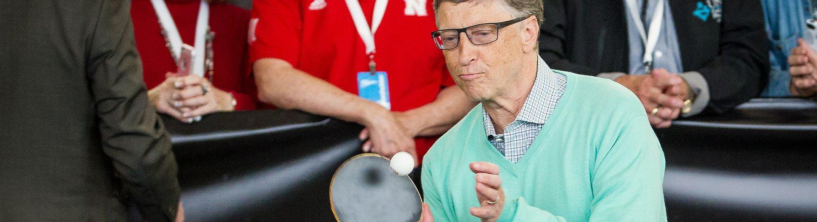 Por qué no te convertirás en Bill Gates