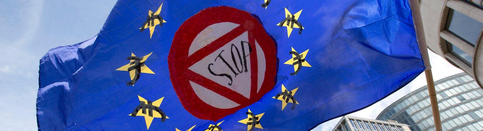 Europa auf dem gefährlichen Weg