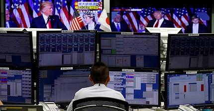 Che benvenuto darà il mercato al nuovo presidente degli Stati Uniti?