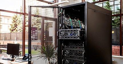 Стартап Comino представил суперкомпьютер для майнинга криптовалют Grando