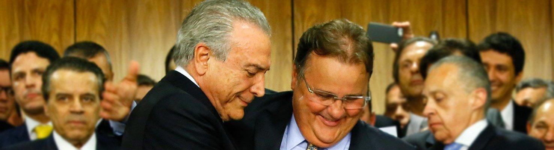 Polícia brasileira prendeu aliado do presidente Michel Temer