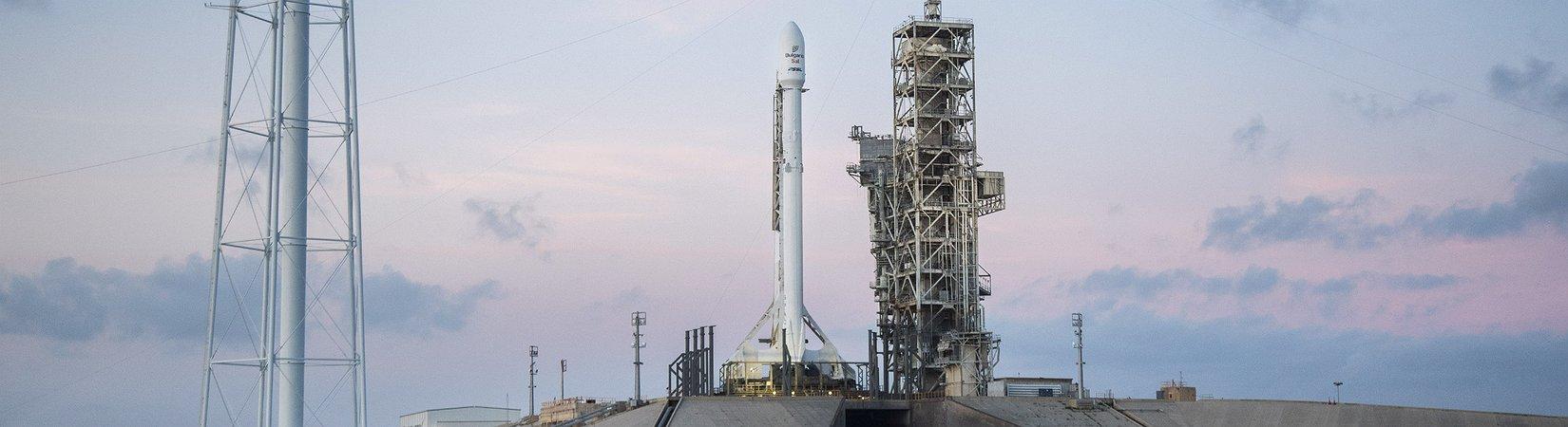 SpaceX soma e segue: tem hoje lugar o segundo lançamento desta semana