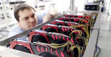 В России заблокировали IP-адреса крупнейших пулов для майнинга биткоина