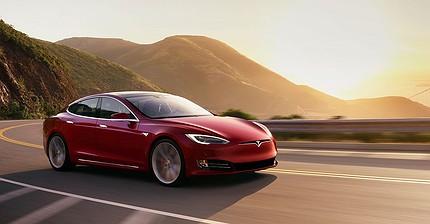Tesla aumenta la autonomía del Model S y el Model X