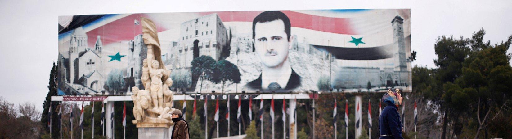 Конгресс США принял законопроект о санкциях против России за поддержку Асада