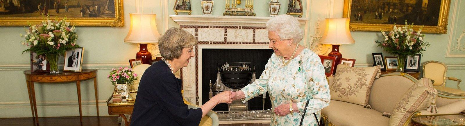 Theresa May asume el cargo de Primera Ministra del Reino Unido