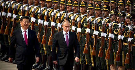 Одной встречей больше: Зачем Си Цзиньпин едет в Москву