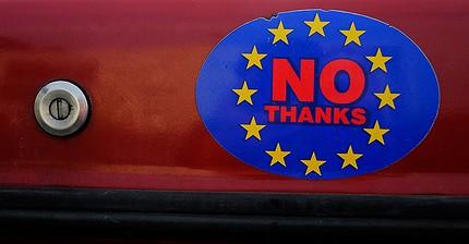 La salida británica de la UE provoca una crisis de poder en Europa