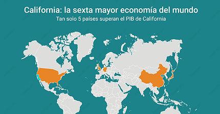 California: la sexta mayor economía del mundo