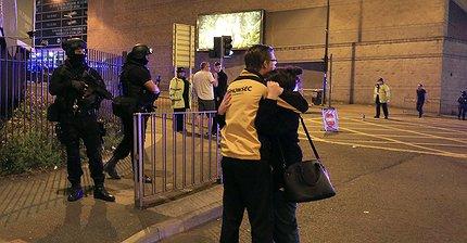 Взрыв в Манчестере: Всё, что известно