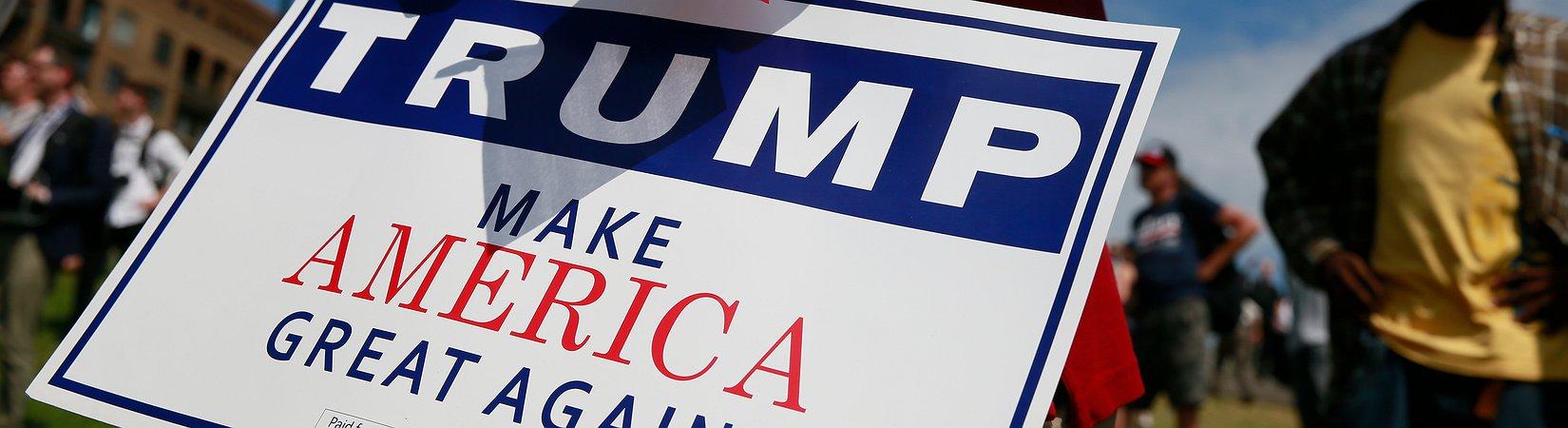 Ermittlung gegen Trumps Stiftung begonnen