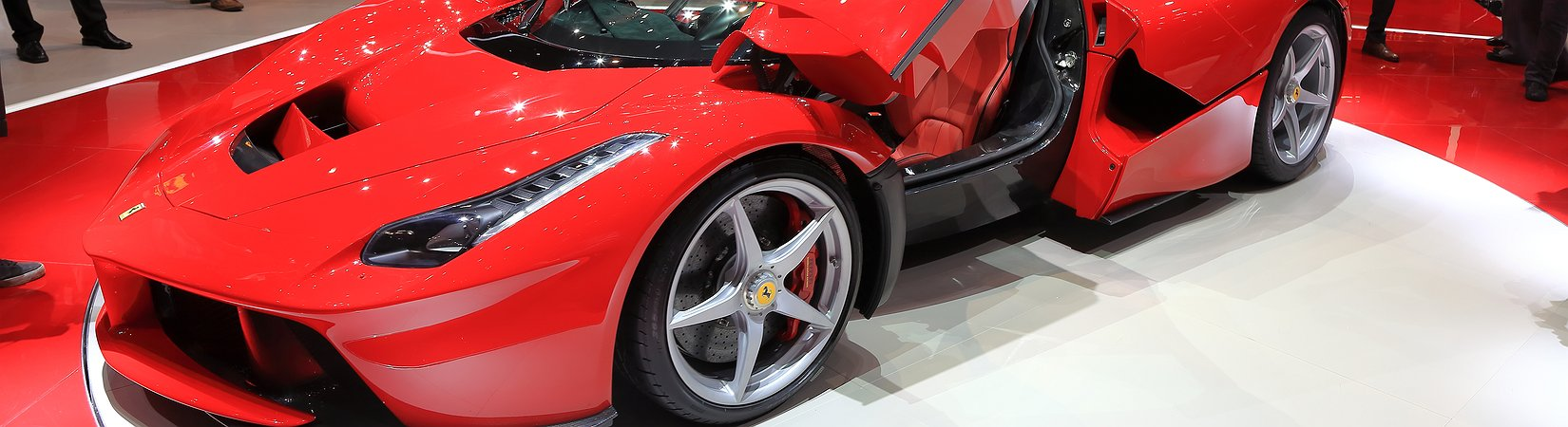 Ferrari догоняет Apple по рентабельности