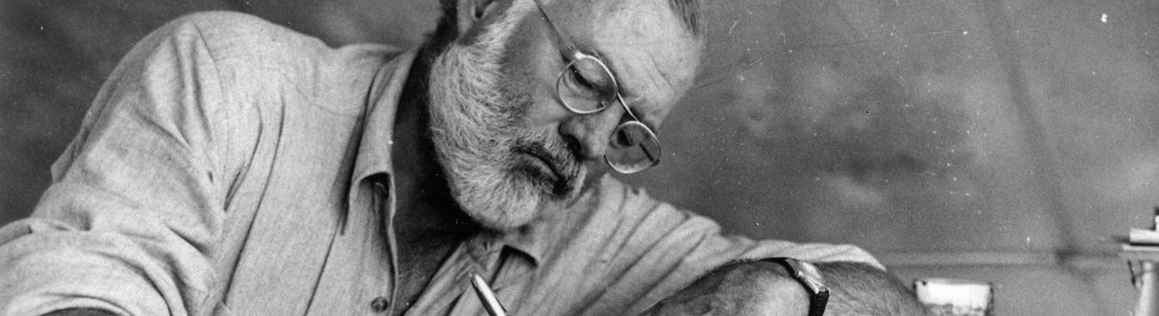 10 Regeln von Ernest Hemingway