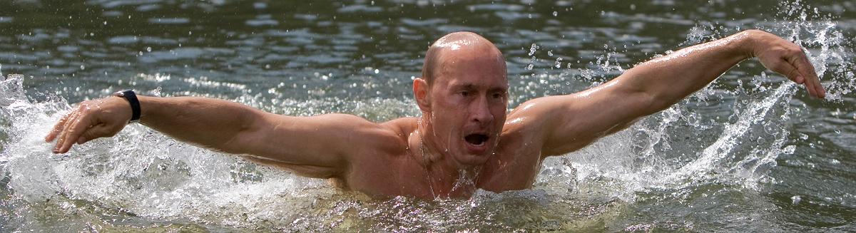 A rotina diária de Vladimir Putin