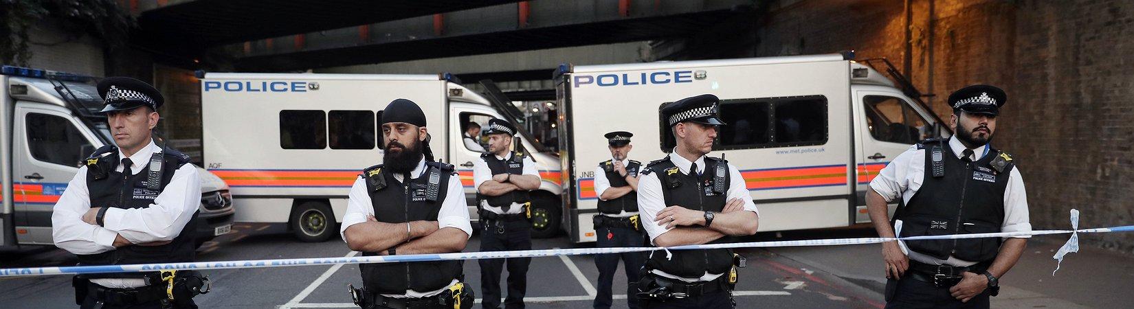 Un muerto y varios heridos en un atropello junto a una mezquita de Londres