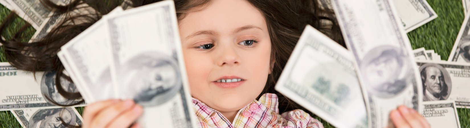 Bases financeiras para os seus filhos