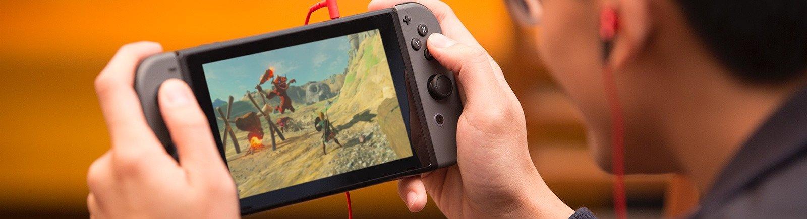 Nintendo Switch nos ofrece un nuevo concepto de consola