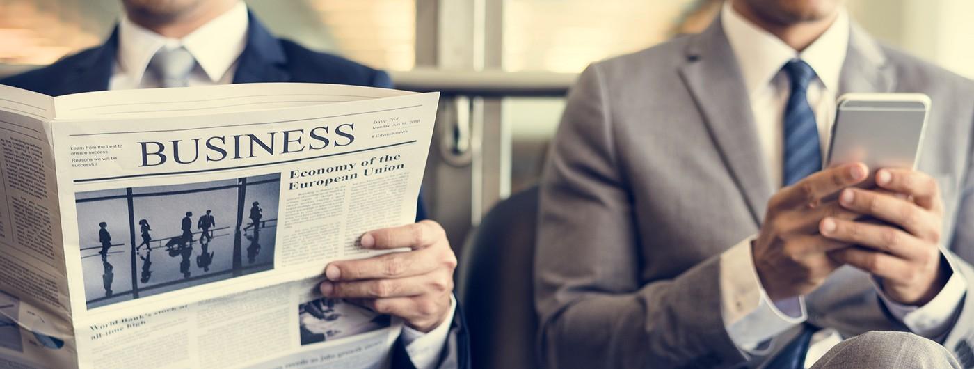 От Twitter до Financial Times: Что успешные люди читают по утрам