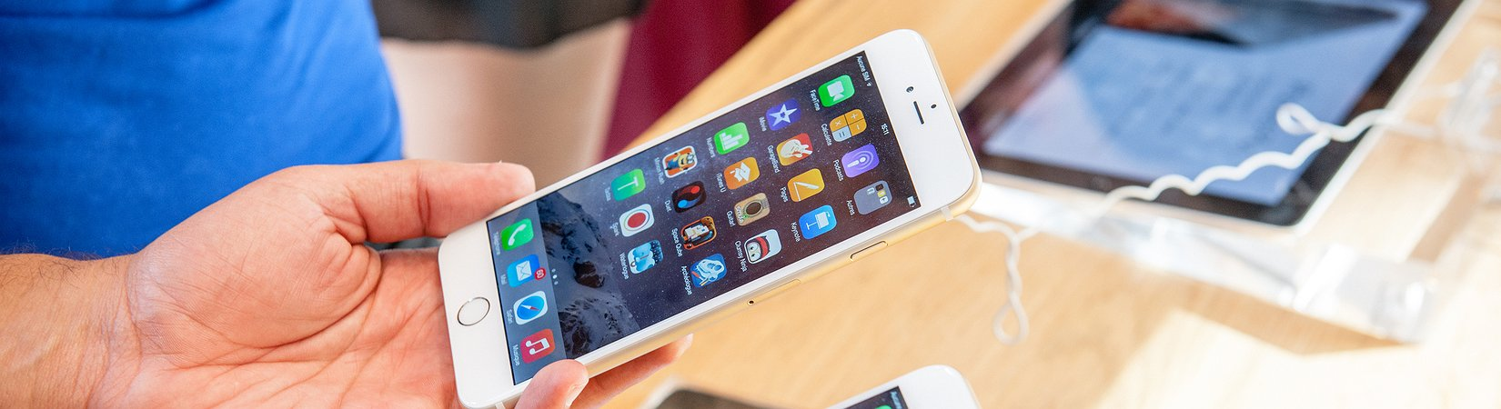 Судьба Touch ID — главная интрига нового iPhone 8