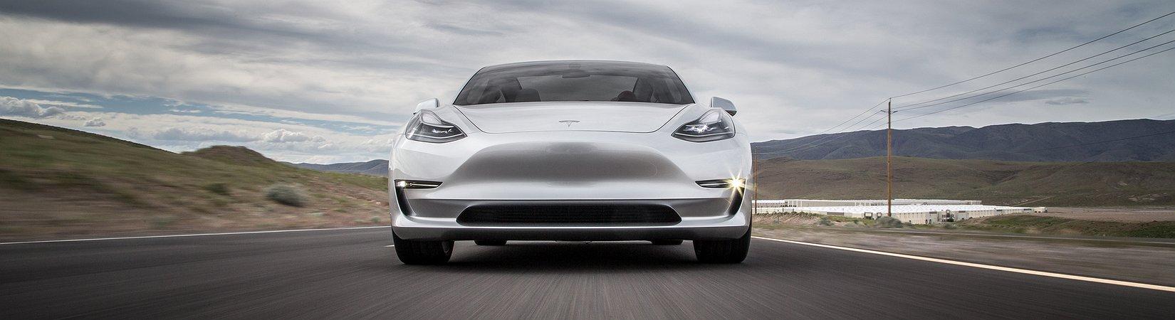 Ações da Tesla atingiram máximo histórico