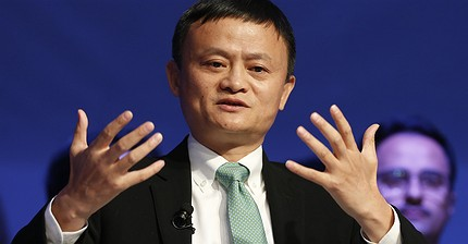 Alibaba founder predicting robot CEOs in 30 years