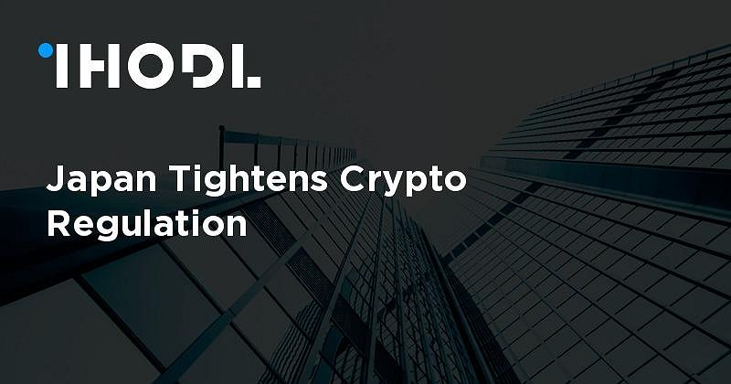 <bold>Japan</bold> Tightens Crypto <bold>Regulation</bold>