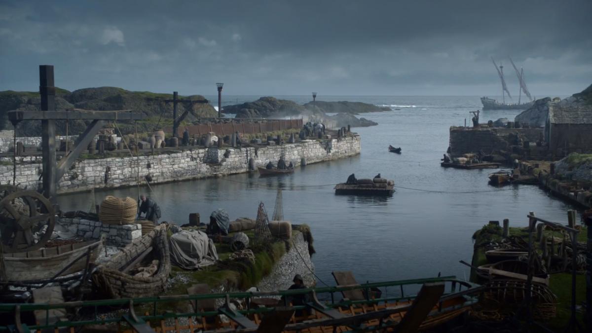 Где снимали игру престолов сезон