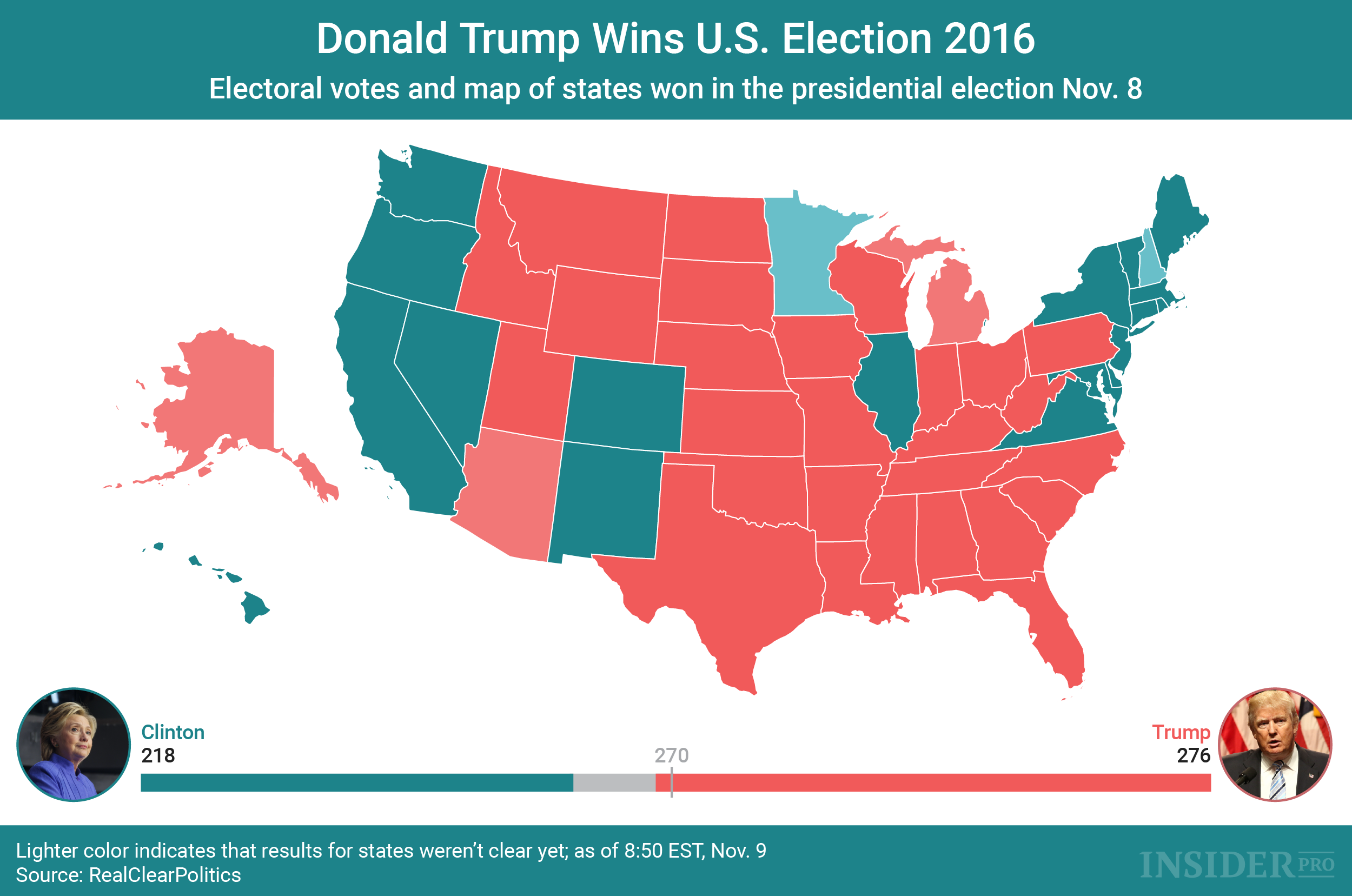 Trump\'s win leaves markets in turmoil. Time to panic? | Analytics ...