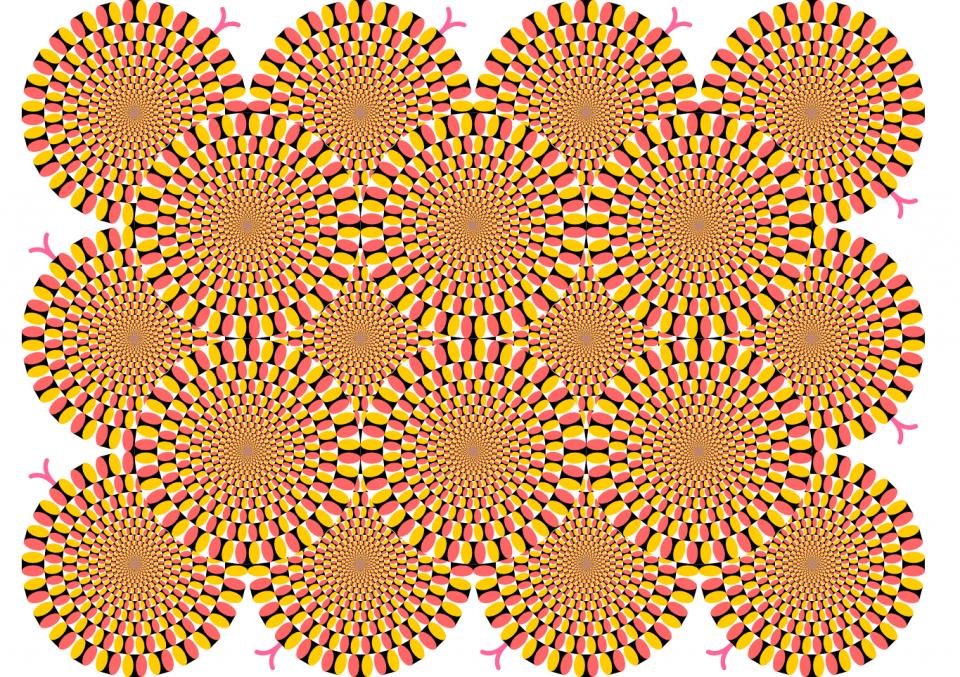 Анимация статических картинок