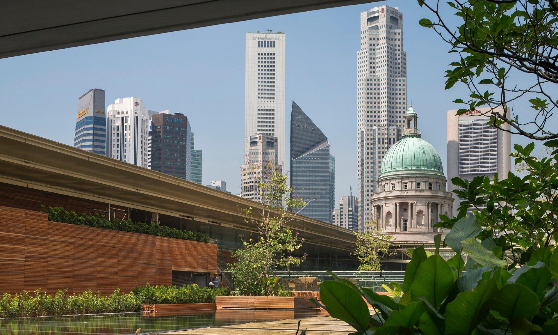 В Сингапуре за вандализм положено телесное наказание