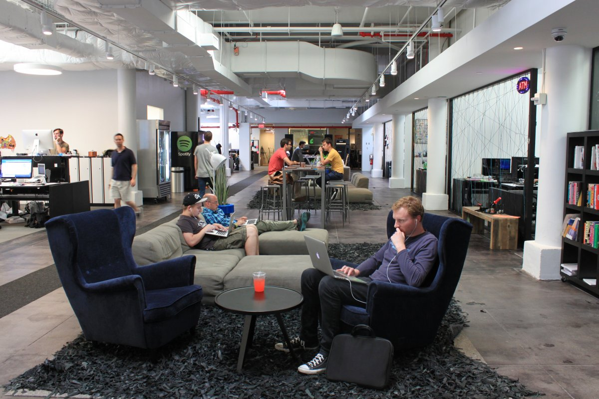 Spotify Has 11 Offices Around The World And One Of Those Is Just Around The  Corner