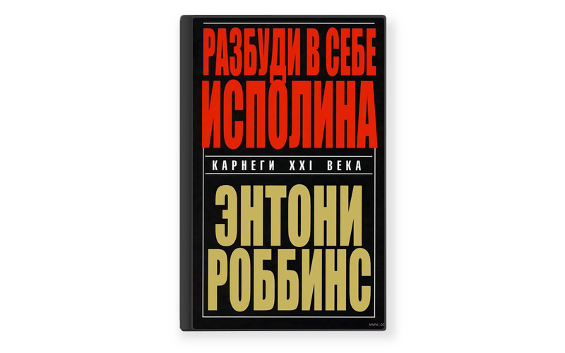PDF ЭНТОНИ РОББИНС РАЗБУДИ В СЕБЕ ИСПОЛИНА СКАЧАТЬ БЕСПЛАТНО
