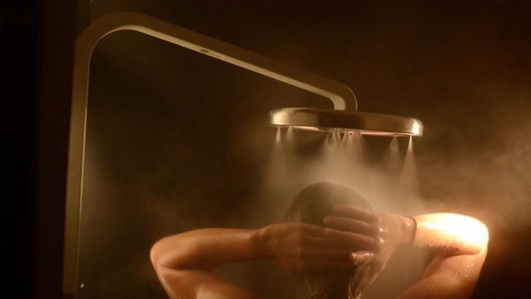 Экономный душ