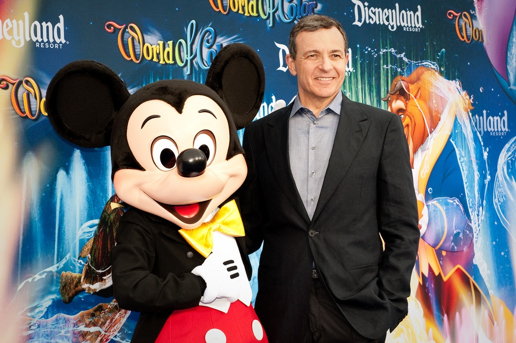 an analysis of bob igers management of the walt disney company Now bob iger and walt disney's management team have announced a strategic insightful analysis and commentary for us the walt disney company.