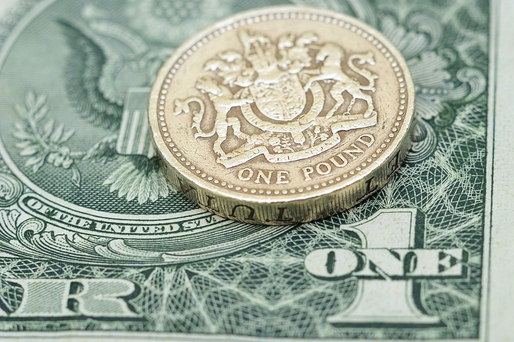 Пара GBP/USD впервые достигнет паритета