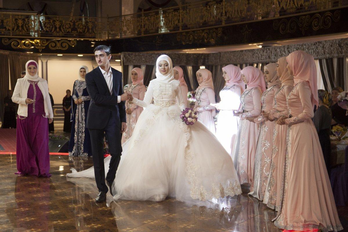 Красивые картинки чеченских невест