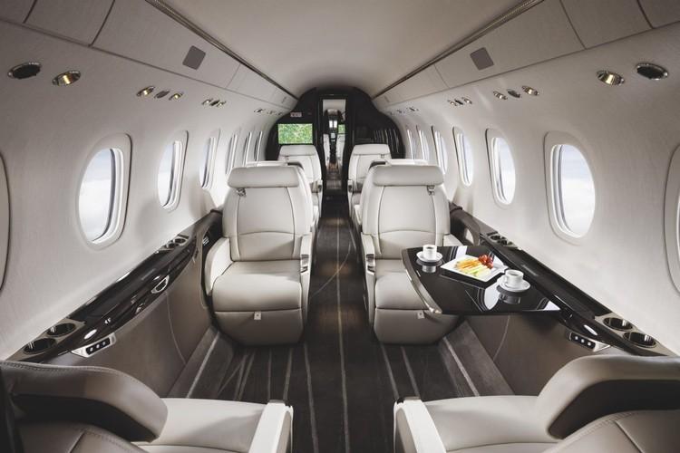 I 5 jet privati pi costosi stile di vita for Costo di raccordo della cabina di log