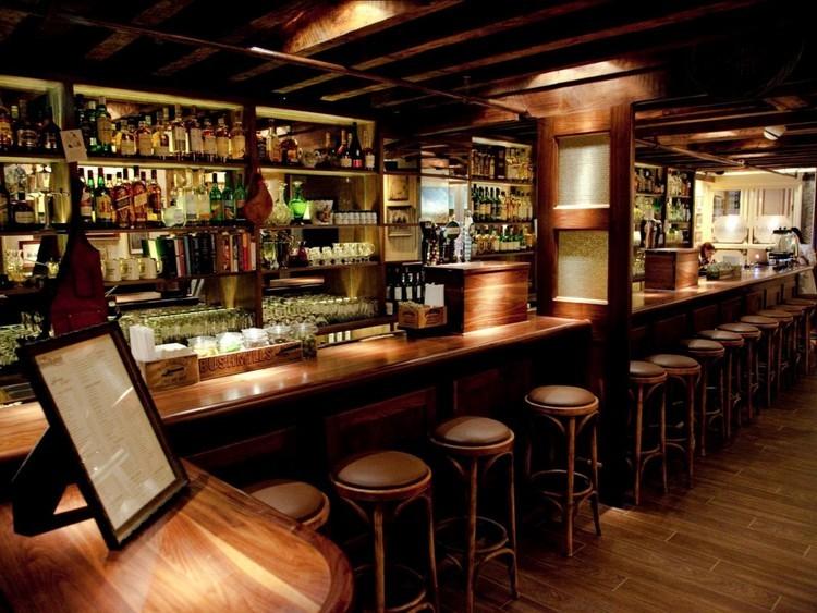 Os 30 melhores bares do mundo estilo de vida for Bar stile industriale
