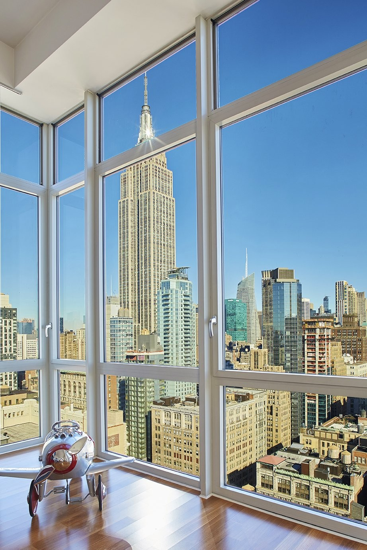 9 appartamenti a new york con una vista mozzafiato foto for Appartamenti a new york manhattan in vendita