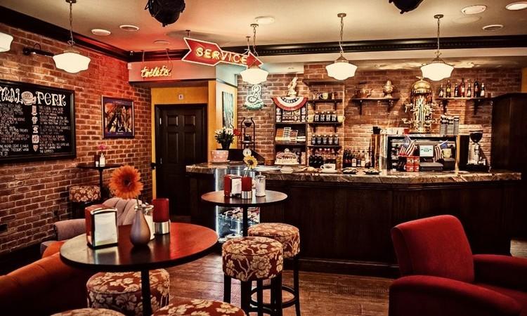 Deco Cafe New York