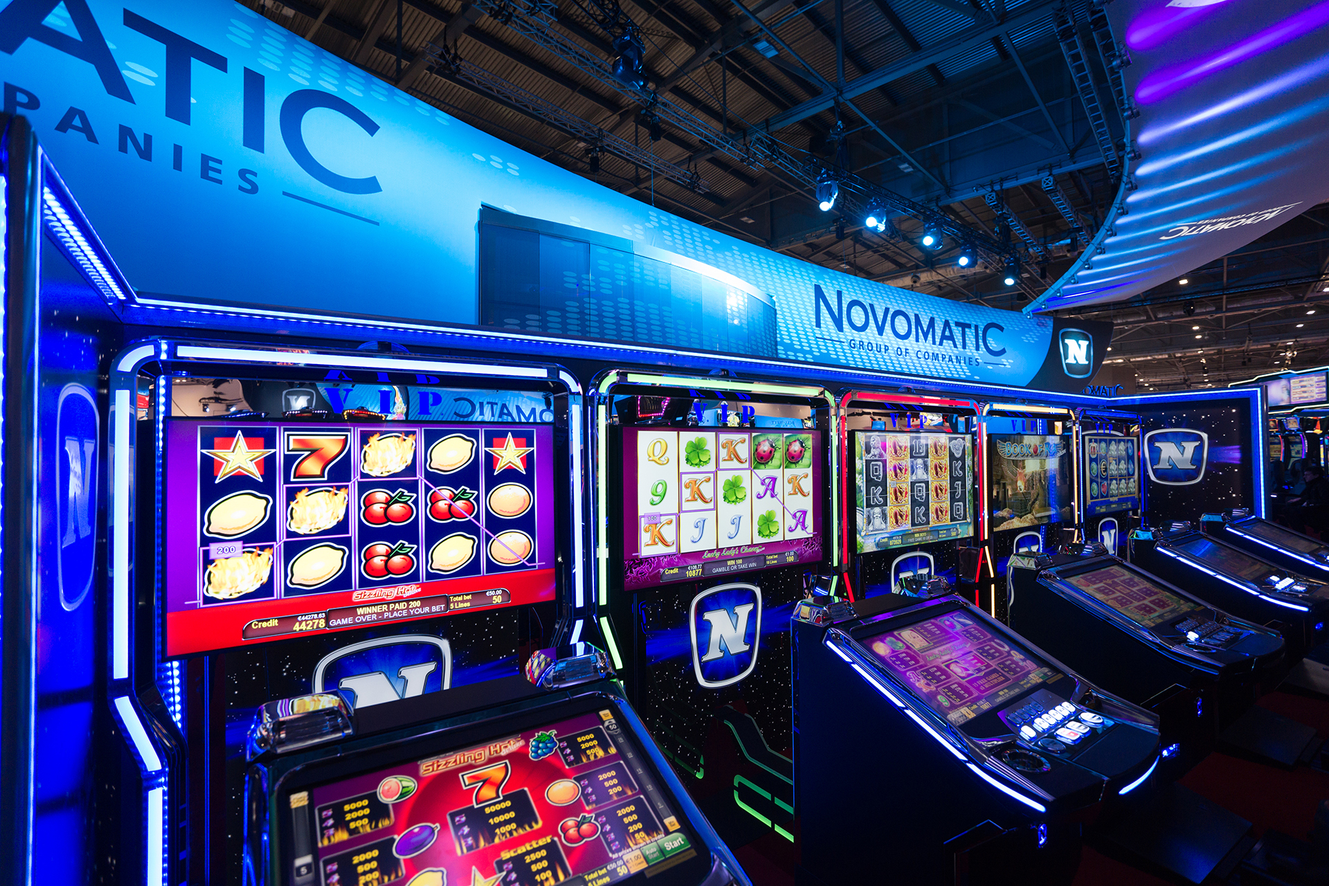 Novomatic casino online 25 casino july online pings trackback