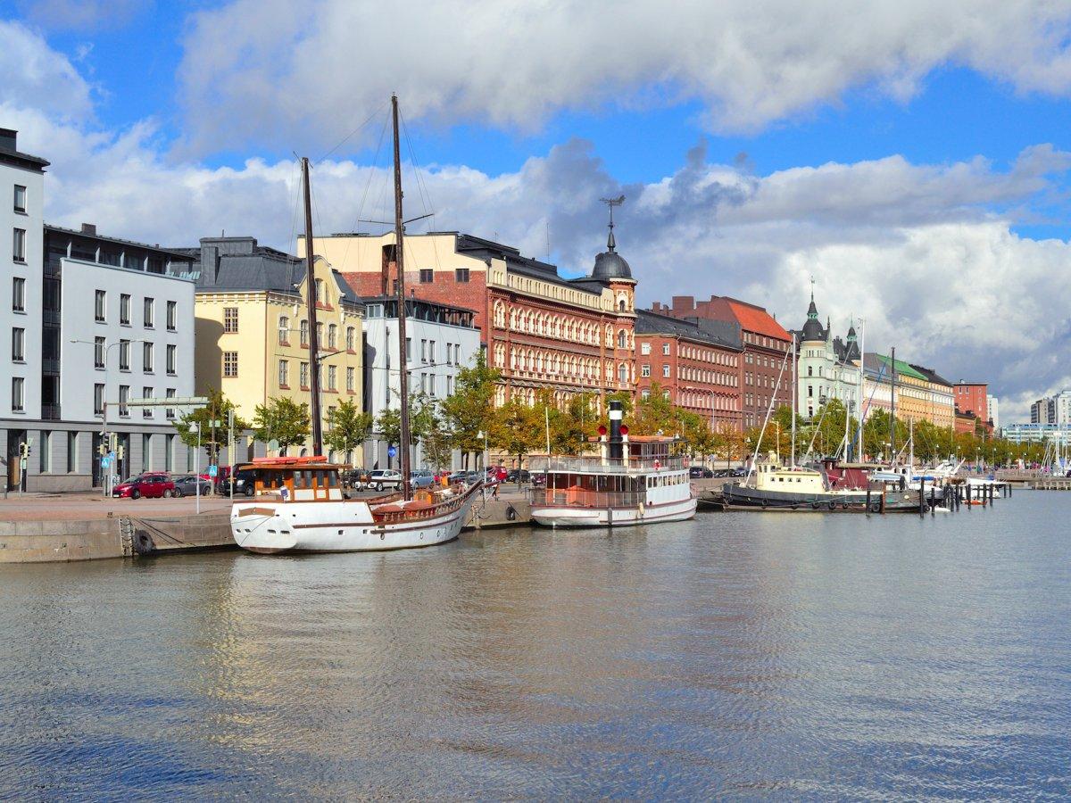 Финляндия фото хельсинки