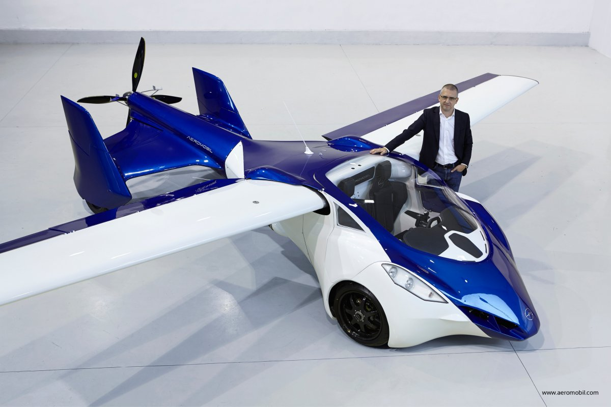Летающая машина фото, видео, описание