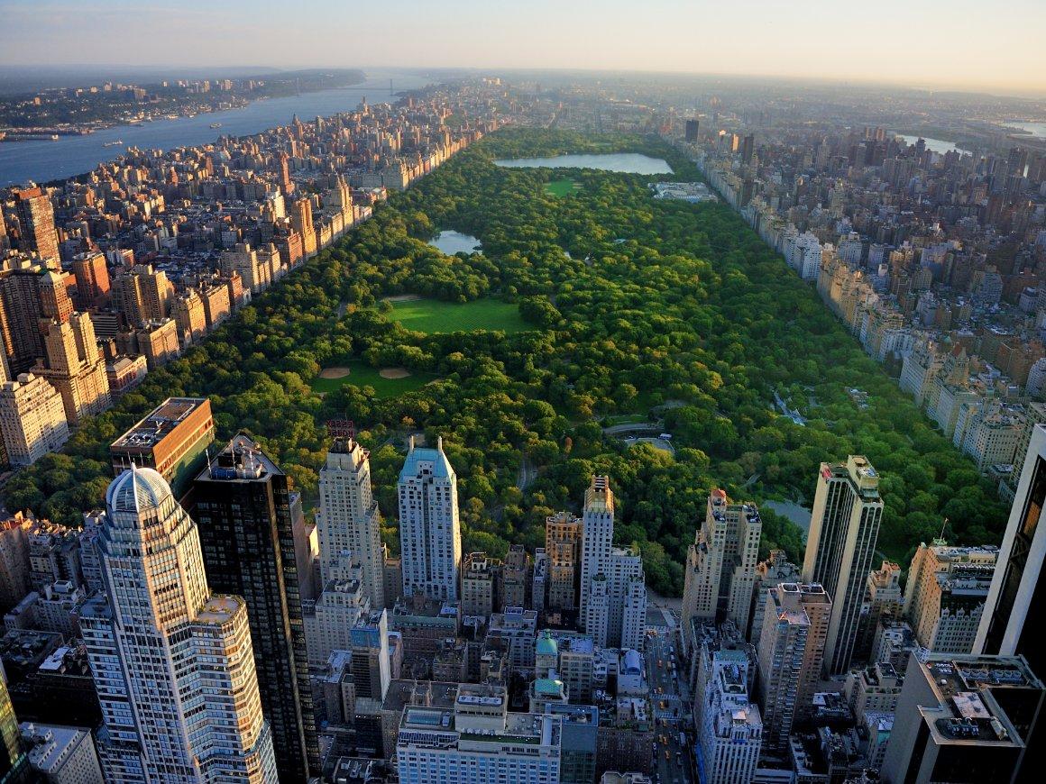 Нью йорк районы в картинках