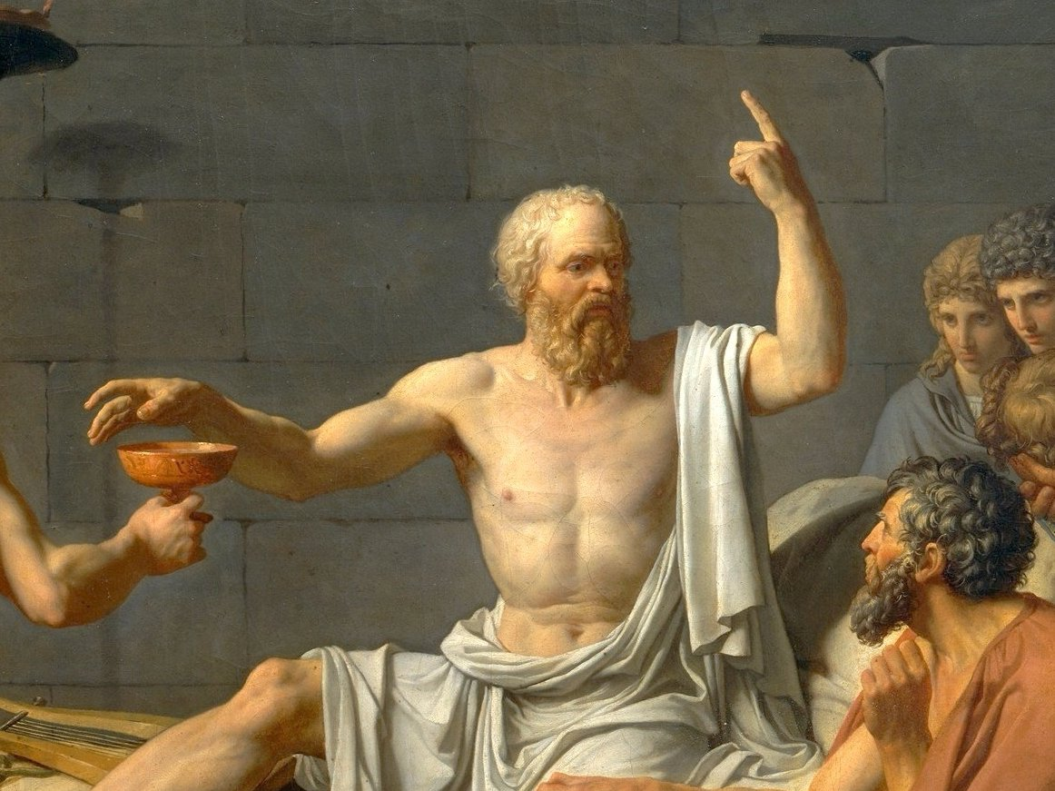 an overview of the life and times of socrates the philosopher The first thinkers of antiquity are referred to as the pre-socratics, even though some of these thinkers were in fact contemporaries of socrates.